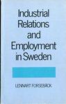 employment relations in sweden